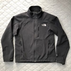 North Face Black Soft Shell Jacket (Men's)